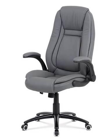 Kancelárska stolička GENNARO sivá