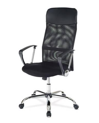 Kancelárska stolička SPENCER čierna