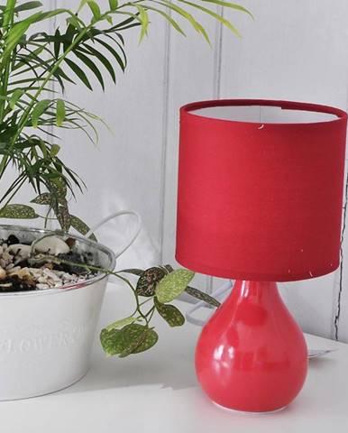 Stolová lampa JT899-6 červená LB1