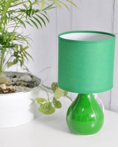 Stolová lampa JT899-7 zelená LB1