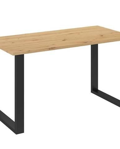 Jedálenský stôl Imperial  138x67 dąb artisan