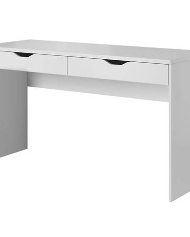 Písací stôl Mati biela
