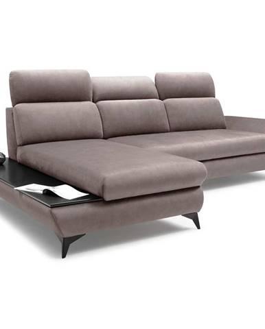 Rohová sedacia súprava Titan L Fancy 90