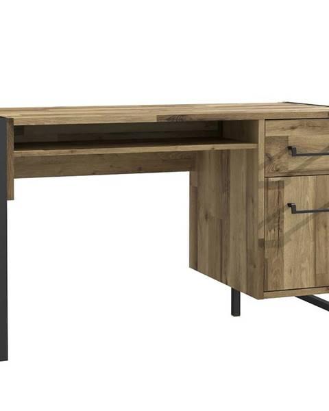 MERKURY MARKET Písací stôl  HUD B211R