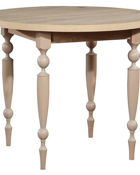 MERKURY MARKET Stôl ST40  FI90 dub sonoma