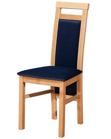 Stolička W75 bukový lak esito 2