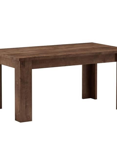 MERKURY MARKET Stôl 160x90+40 Tadeusz dub lefkas