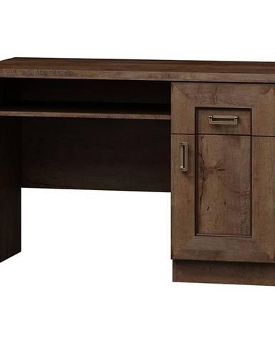 Písací stôl Tadeusz T19 dub lefkas