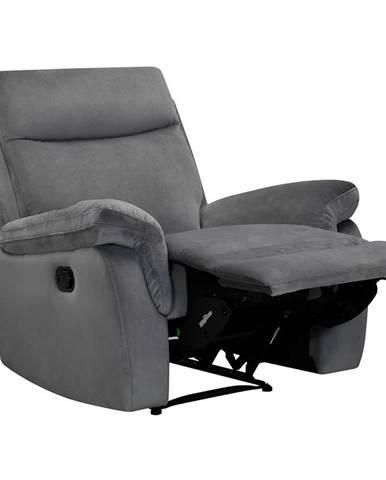 Kreslo SOLVI 1 R 31943 1224 grey
