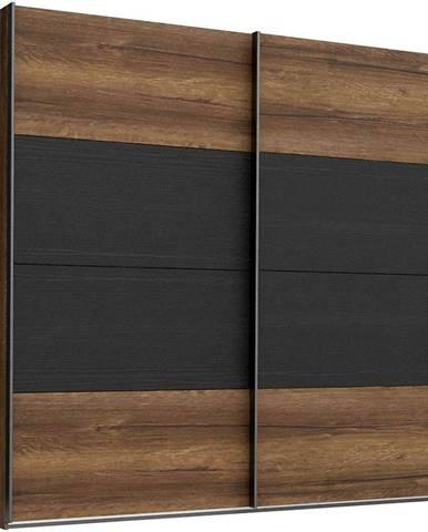 Skriňa Dreamer N09 200 cm dub lefkas