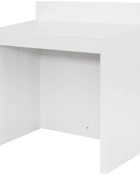 MERKURY MARKET Toaletný stolík M biely