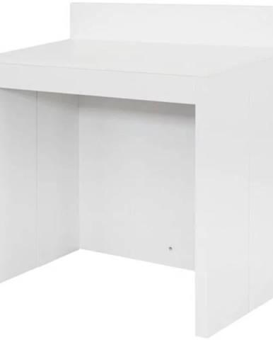 Toaletný stolík M biely