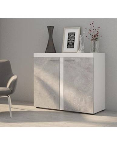 Komoda Rumba 2F beton