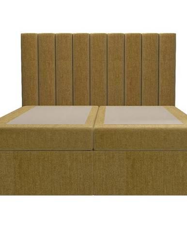Posteľ Afrodyta 160x200 Monolith 48 bez vrchného matracu