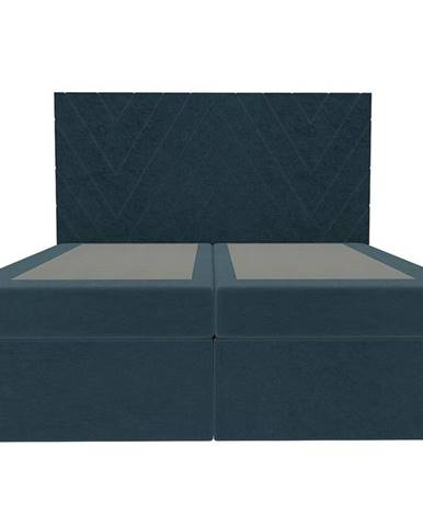 Posteľ Ariel 160x200 Monolith 77 bez vrchného matracu
