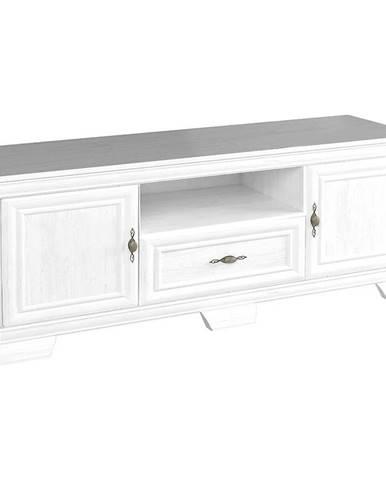 TV stolík Kora KRT2 biela