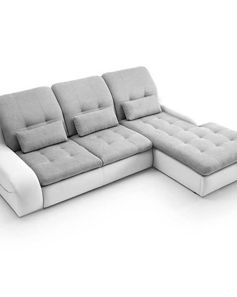MERKURY MARKET Rohová sedacia súprava Bavero 2R-LC Bonn 90 + Soft 1