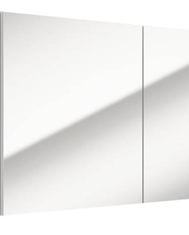 Zrkadlová skrinka Salsa E75 biela