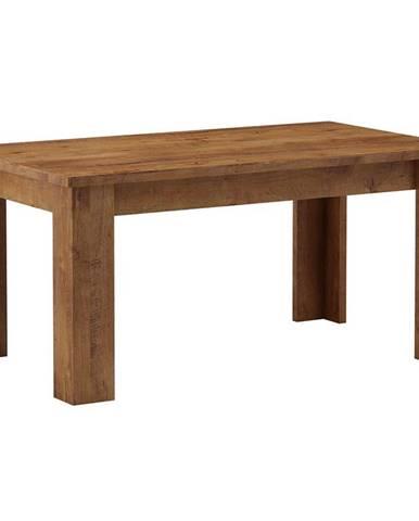 Stôl Kora 160x90+40 jasan svetlý