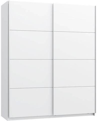 Skriňa 170 Starlet White STPS824E1-C04