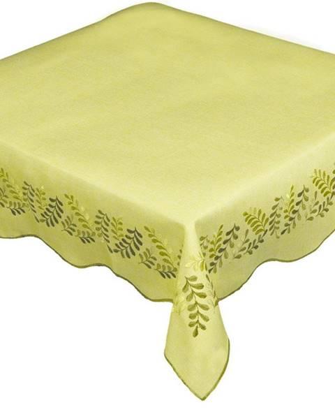 Nuk Forbyt Obrus Lístky žltá, 85 x 85 cm