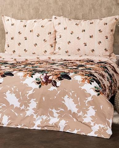 Kvalitex Bavlnené obliečky Laura, 140 x 200 cm, 70 x 90 cm