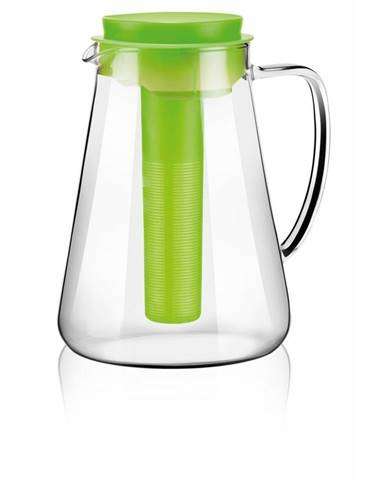 Tescoma džbán TEO 2.5 l, s vylúhováním a chladením, zelená