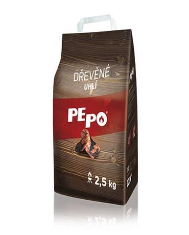 PE-PO Drevené uhlie, 2,5 kg