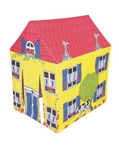Bestway Plastový dom na hranie, 102 x 76 x 114 cm