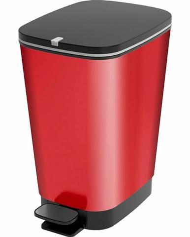 Kis Kôš Chic Bin 50 l Metal Red