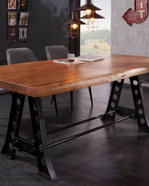 Bighome.sk Jedálenský stôl MAMUT INDUSTRY 220 cm