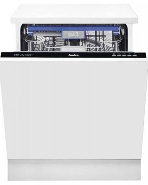 Amica Vstavaná umývačka riadu Amica MI 628 AEGB, 60 cm VADA VZHĽAD