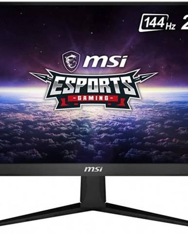 "Herný monitor MSI Optix G241, 24"", IPS, 144Hz"