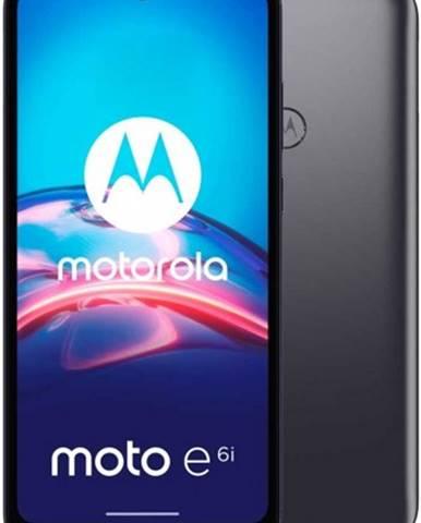 Mobilný telefón Motorola E6i 2 GB/32 GB, šedý