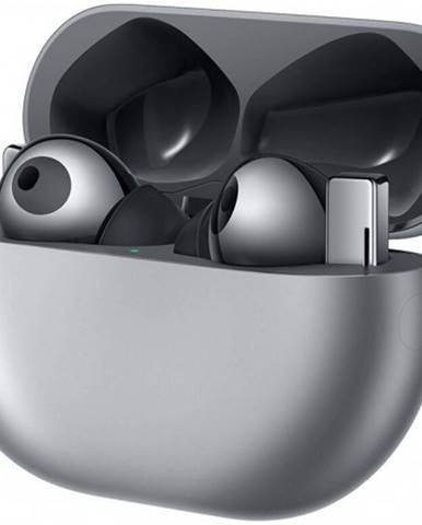 True Wireless slúchadlá Huawei FreeBuds Pro Silver