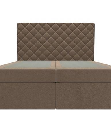 Posteľ Hera 160x200 Monolith 15 bez vrchného matracu