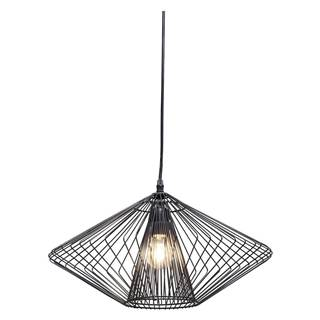 Čierne závesné svietidlo Kare Design Modo