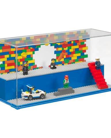 Modrá herná a zberateľská skrinka LEGO®