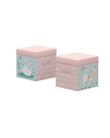 Úložný box Flexa Little Princess