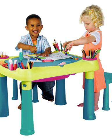 Herný stôl pre deti Curver Creative