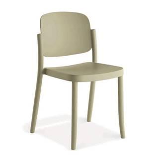 Plastová stolička Plaza Piesková