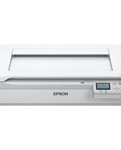 Skener  Epson WorkForce DS-50000N biely ethernet, USB 2.0, A3