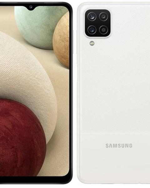 Samsung Mobilný telefón Samsung Galaxy A12 128 GB biely