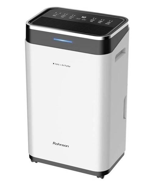 ROHNSON Odvlhčovač Rohnson R-9575 Ionic + Air Purifier čierny/biely