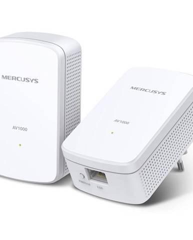 Sieťový rozvod LAN po 230V Mercusys MP500 KIT biely