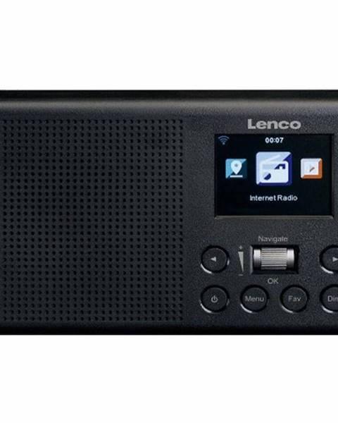 Lenco Internetový rádioprijímač Lenco DIR-60 čierny
