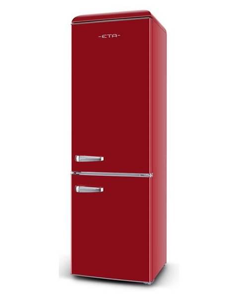Eta Kombinácia chladničky s mrazničkou ETA Storio 253190030E červen