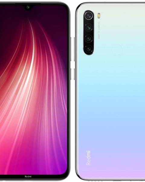 Xiaomi Mobilný telefón Xiaomi Redmi Note 8 64 GB biely