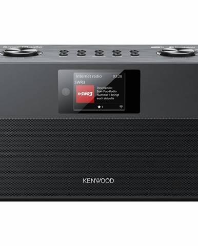Internetový rádioprijímač Kenwood CR-ST100S čierny