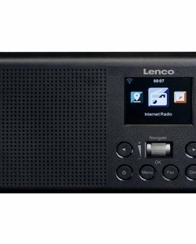 Internetový rádioprijímač Lenco DIR-60 čierny